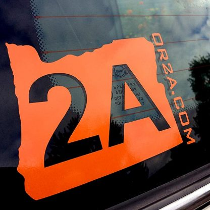 OR2A Logo Decal