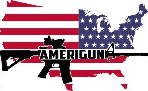 Amerigun™ Flag Logo Right