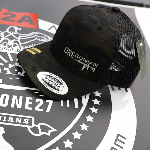 Oregunian® AR-15 Multicam Trucker Hat