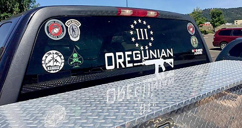 "23"" Oregunian Stickers NOW AVAILABLE!"