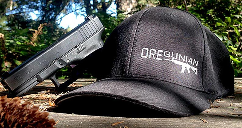 Oregunian AR-15 Flexfit Hat
