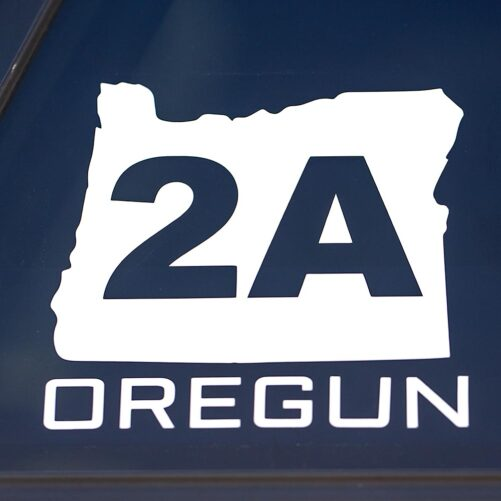 OR2A™ Logo Decal