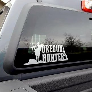 Oregun Hunter Decal