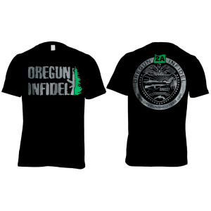 Oregun Infidel Tee Shirt