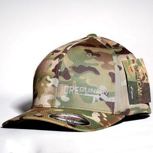 OregunianAR-15 Multicam Flexfit Hat