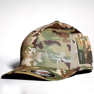 OregunianAR-15 Multicam Flexfit Hat