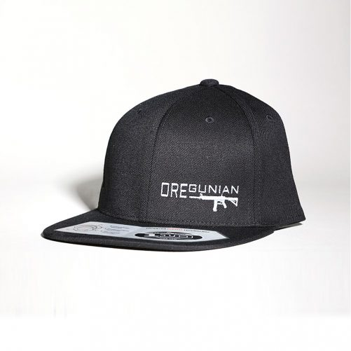 Oregunian AR-15 Flat Bill Hat