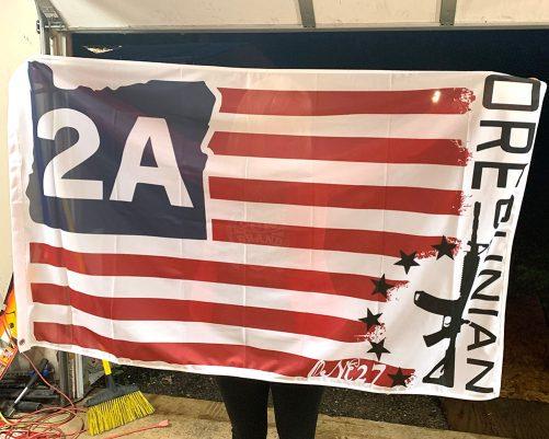 Oregunian® OR2A™ Betsy Flag