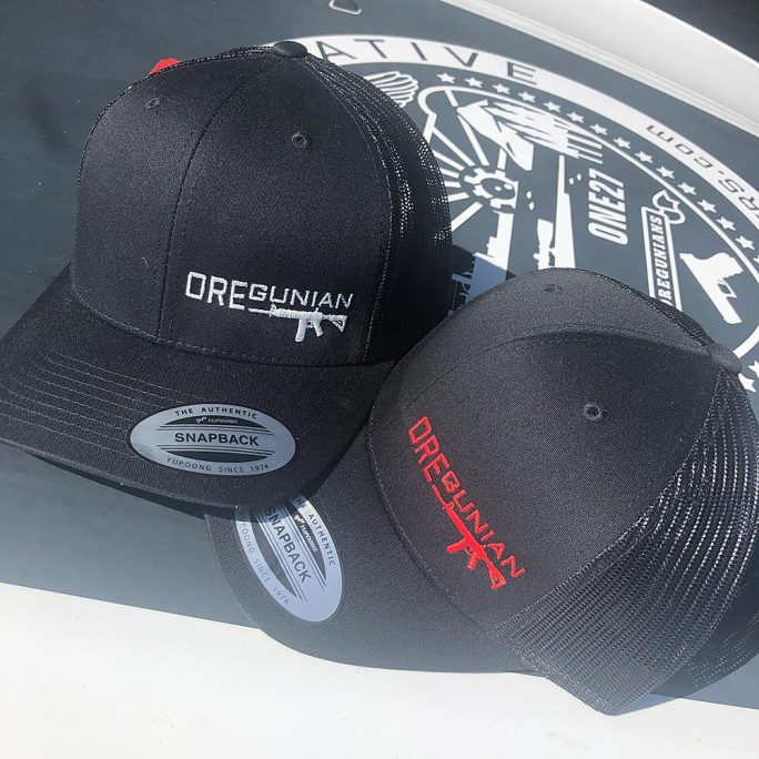 Solid Color Oregunian® MSR Trucker Hat