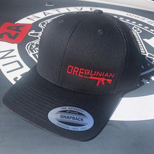 Solid Color Oregunian® MSR Trucker Hat
