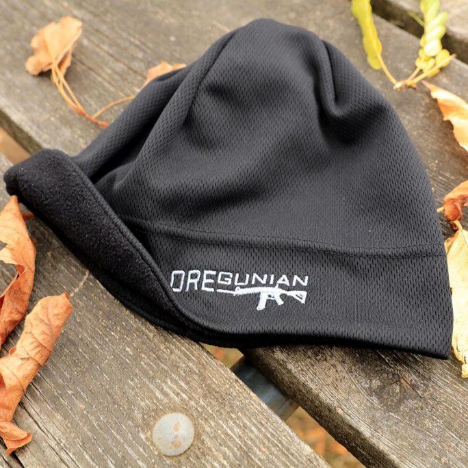 Oregunian® Thin Fleece Lined Beanie