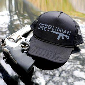 Oregunian Trucker Hat
