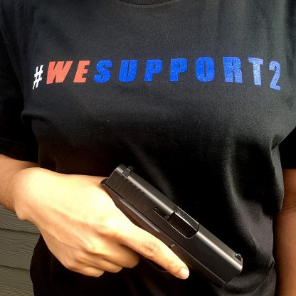 #WESUPPORT2 Rally Tee